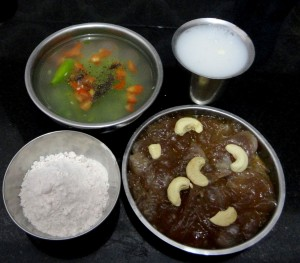 Indina hudi dishes