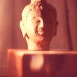 childhood work clay model-1970-vittal, D,K,at the age of 7 yrs